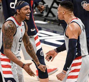 【NBA】杜兰特37分成空砍!威少41分带领奇才力压篮网三巨头